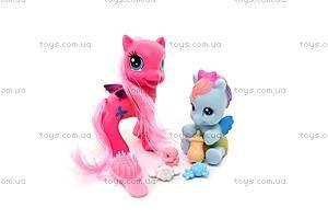 Детский пони, с аксессуарами, 1210E