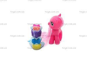 Детский пони, с аксессуарами, 1210E, цена