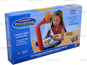 Детский проектор для рисования, 6868, купить
