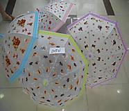 Детский прозрачный зонтик, D01826, купить
