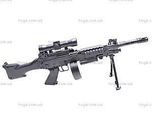 Детский пулемет с пулями, M601-2, купить