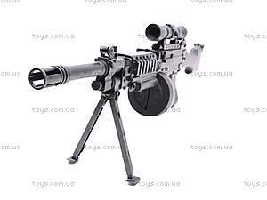 Детский пулемет с пулями, M601-2