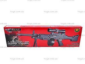Детский пулемет с пулями, M601-2, цена