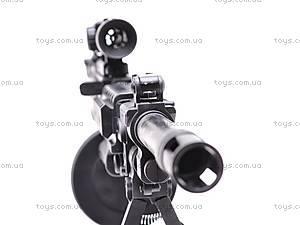 Детский пулемет с пулями, M601-2, детские игрушки