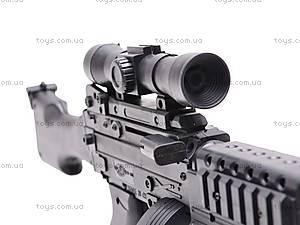 Детский пулемет с пулями, M601-2, магазин игрушек