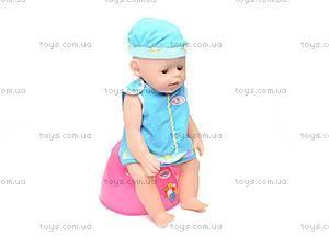 Детский пупс Baby Doll, 863578-16, купить