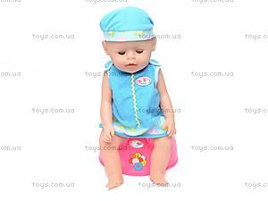 Детский пупс Baby Doll, 863578-16