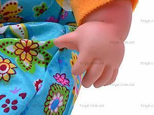 Детский пупс, на русском языке, 2012-18B-R, фото