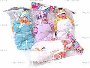 Детский пупс, на русском языке, 2012-18B-R, цена