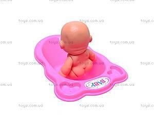 Детский пупс с ванной, S8008-76, купить