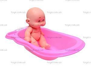 Детский пупс с ванной, S8008-76, фото