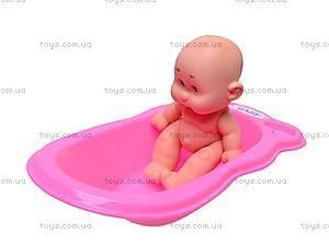 Детский пупс с ванной, S8008-76