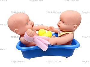 Детский пупс в ванне, 0811-60, отзывы