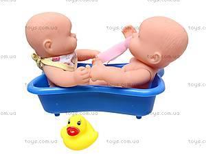 Детский пупс в ванне, 0811-60, цена