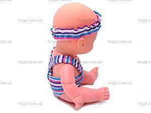 Детский пупсик, 0811-21\0811-, фото