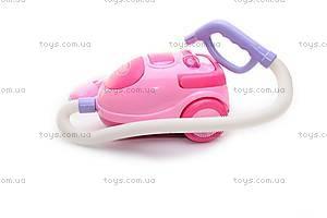 Детский пылесос, розовый, 2006В, купить