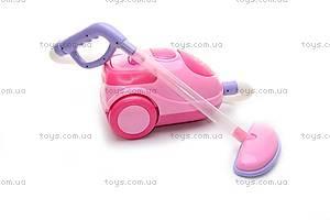 Детский пылесос, розовый, 2006В, отзывы