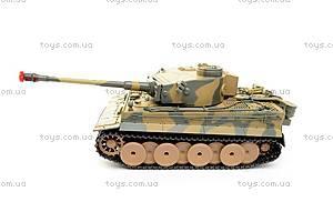 Детский радиоуправляемый танк, 782, детские игрушки