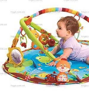 Детский развивающий коврик «Сказочное озеро», 1202806830, игрушки