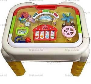 Детский развивающий столик, 8924