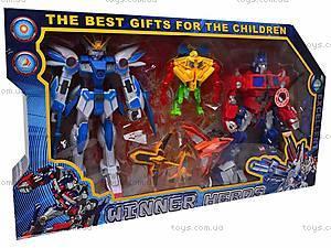 Детский робот «Трансформер», L010-A2, цена