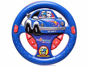 Детский руль «Я тоже рулю», 2213