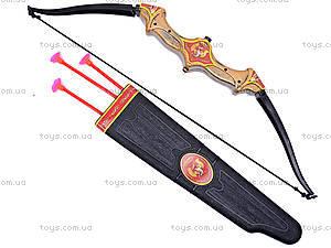 Детский рыцарский набор с луком и стрелами, 6915, цена