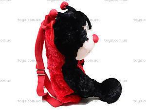 Детский рюкзак «Божья коровка», S-JY5246, фото