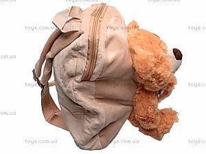 Детский рюкзак «Медвежонок», S-JY5129В, фото