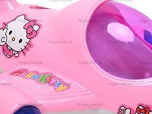 Детский самолет «Hello Kitty», 88818-HK, цена