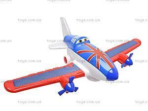 Детский самолет «Летачки», 33119B, купить