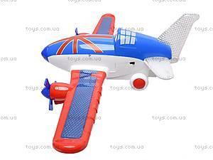 Детский самолет «Летачки», 33119B, отзывы