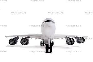 Детский самолет со звуком, 747-41A, купить
