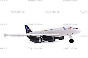 Детский самолет со звуком, 747-41A, фото