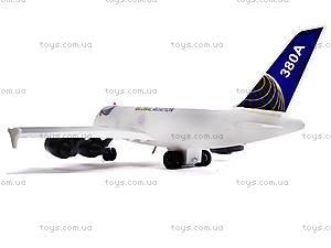 Детский самолет со звуком, 747-41A, отзывы