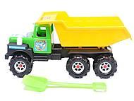 Детский самосвал, большой, 08-804, детские игрушки