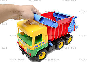 Детский самосвал Middle truck, 39222, фото
