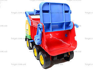 Детский самосвал Middle truck, 39222, отзывы