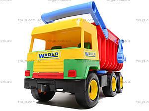 Детский самосвал Middle truck, 39222, игрушки