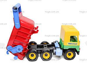 Детский самосвал Middle truck, 39222, детские игрушки