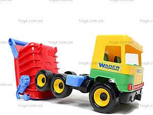 Детский самосвал Middle truck, 39222, toys.com.ua