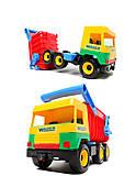 Детский самосвал Middle truck, 39222, детский