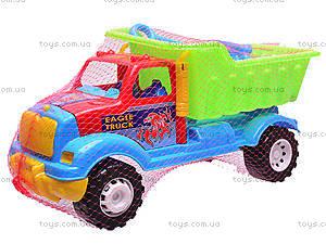 Детский самосвал «Орел», 07-712, детские игрушки
