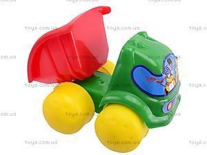 Детский самосвал-трактор, , фото