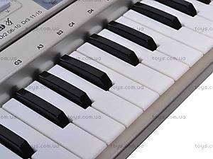 Детский синтезатор, 54 клавиши, SD5486-A, фото