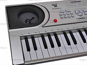 Детский синтезатор, 54 клавиши, SD5486-A, игрушки