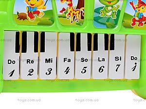 Детский синтезатор «Автобус», 680-14, фото