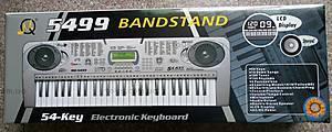 Детский синтезатор Bandstand, MQ-5499