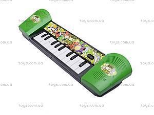 Детский синтезатор «Бен 10», 815, купить