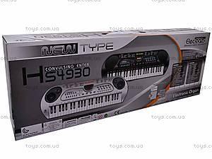 Детский синтезатор Electronic Organ, HS4930A, отзывы